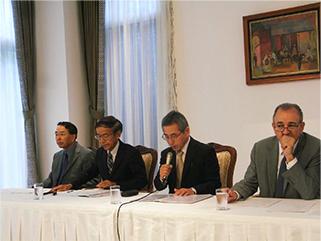 第6 回日本アルジェリア協会定例総会開催