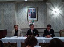 第9回日本アルジェリア協会定例総会開催